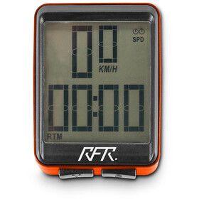 Cube RFR CMPT Fahrradcomputer wireless orange